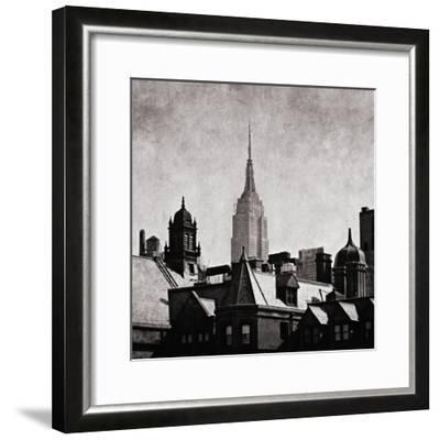 The Highline Views-Pete Kelly-Framed Giclee Print