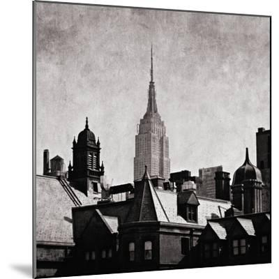 The Highline Views-Pete Kelly-Mounted Giclee Print