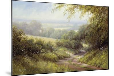 Country Path-Hilary Scoffield-Mounted Giclee Print