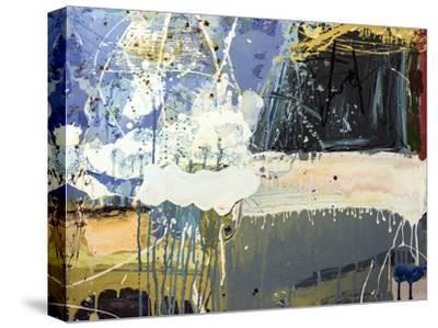 Underwater Ballet-William Montgomery-Stretched Canvas Print