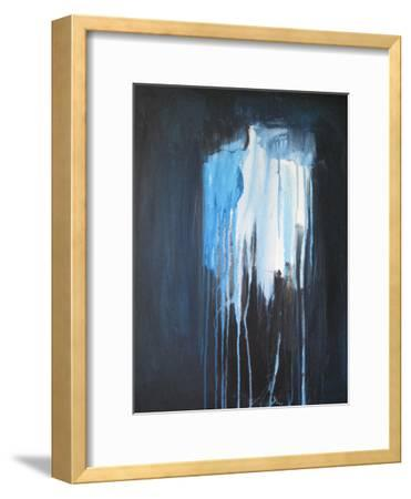 Breaking Through II-Laura D Zajac-Framed Art Print