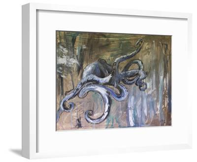 Jubilee-Laura D Zajac-Framed Art Print