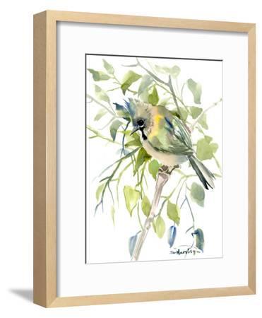 Yuhina-Suren Nersisyan-Framed Art Print
