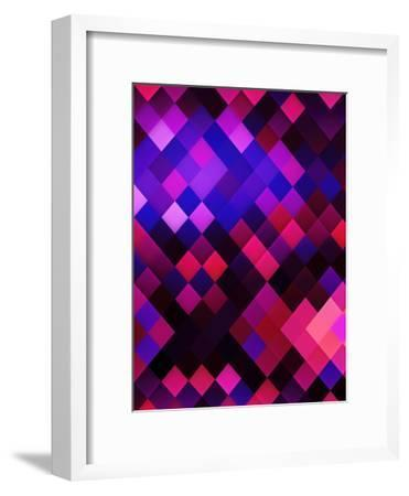 Colors Of Pattern Modern Style-Wonderful Dream-Framed Art Print