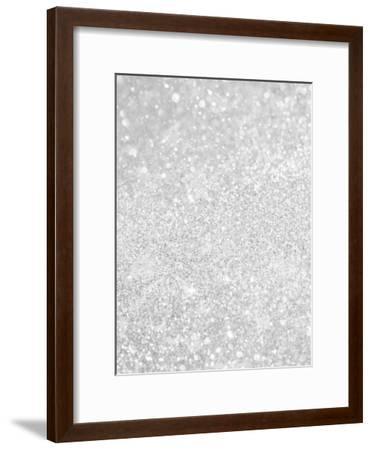 Shiny Glamour Luxury-Wonderful Dream-Framed Art Print