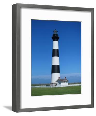 Lighthouse-Grab My Art-Framed Art Print