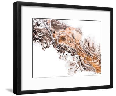 Graceful Billows-Lis Dawning Scott-Framed Art Print