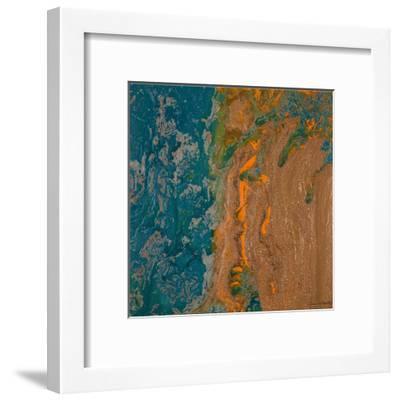 Sea of Gratitude-Lis Dawning Scott-Framed Art Print