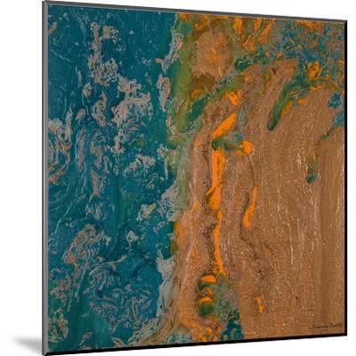 Sea of Gratitude-Lis Dawning Scott-Mounted Art Print