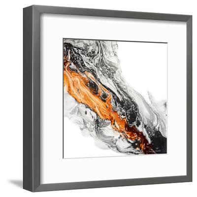 Strength-Lis Dawning Scott-Framed Art Print