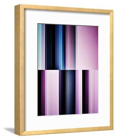 Vyrt Pynk-Spires-Framed Art Print