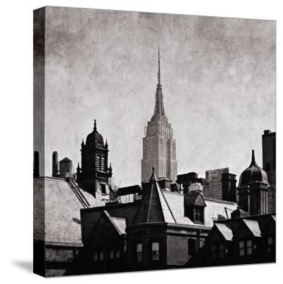 The Highline Views-Pete Kelly-Stretched Canvas Print