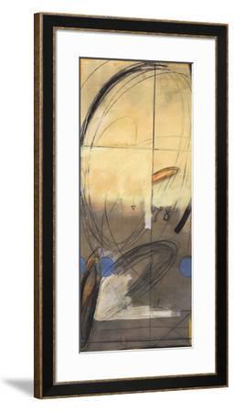 Cosmic II-Susanne Bach-Framed Art Print