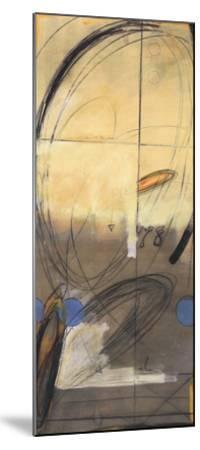 Cosmic II-Susanne Bach-Mounted Art Print
