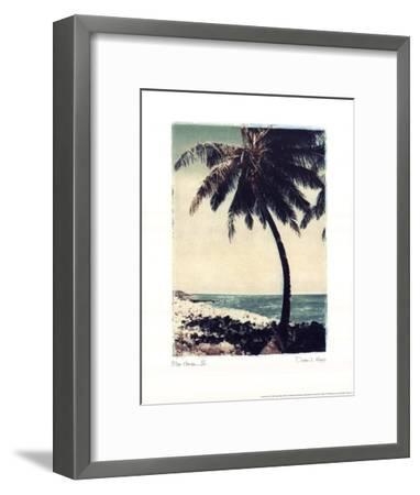 Blue Horizon IV-Doreen Wynja-Framed Art Print