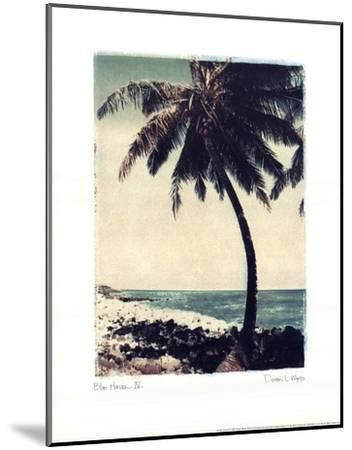 Blue Horizon IV-Doreen Wynja-Mounted Art Print