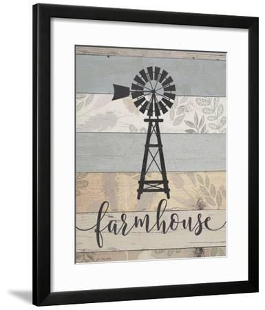 Farmhouse-Jo Moulton-Framed Art Print