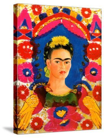 The Frame, c. 1938-Frida Kahlo-Stretched Canvas Print