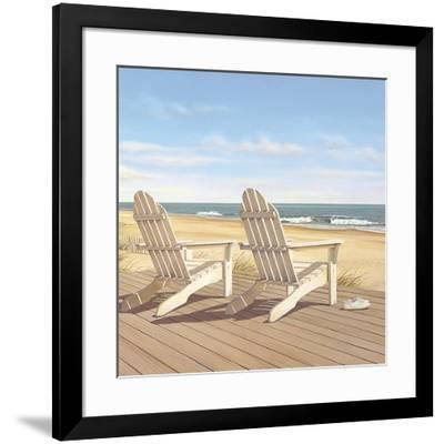 Point East-Daniel Pollera-Framed Art Print