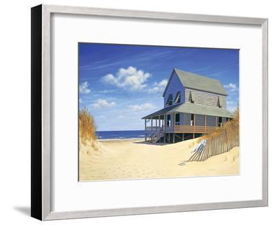 Westerly Breeze (mini)-Daniel Pollera-Framed Art Print