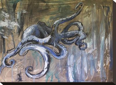 Jubilee-Laura D Zajac-Stretched Canvas Print