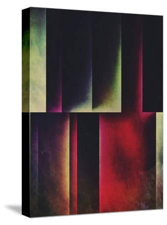 Vyrt Twwd-Spires-Stretched Canvas Print