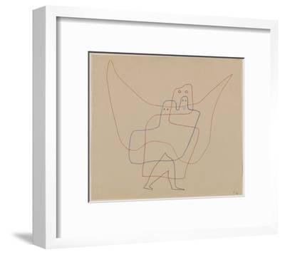 In Angel's Care, 1931-Paul Klee-Framed Art Print
