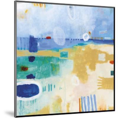 Meads Bay Hiatus-Tom Owen-Mounted Giclee Print