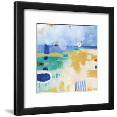Meads Bay Hiatus-Tom Owen-Framed Giclee Print