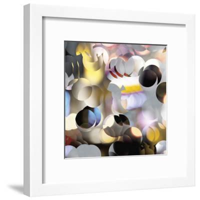 Raindrops 2-Carla West-Framed Giclee Print