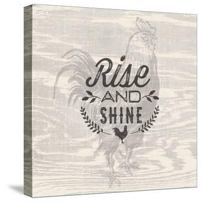 Rise & Shine-Tammy Apple-Stretched Canvas Print
