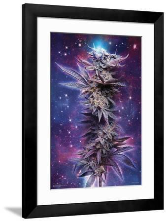 Spaced Out-Unknown-Framed Art Print