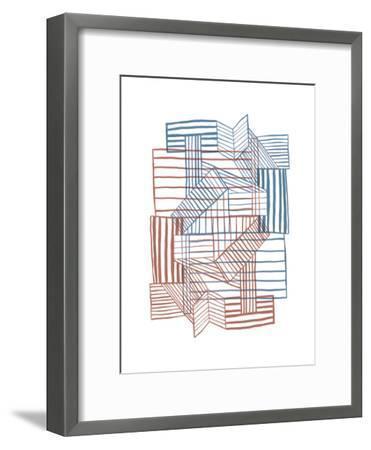 Compton-Clara Wells-Framed Giclee Print