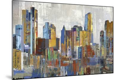 Skyline-Paul Duncan-Mounted Giclee Print