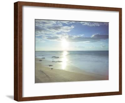 Sunshine Shores-Assaf Frank-Framed Giclee Print