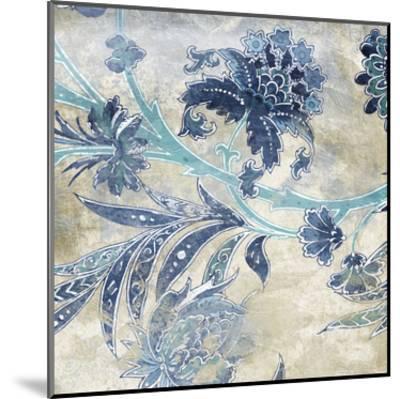 Floral Sky Mate-Jace Grey-Mounted Art Print