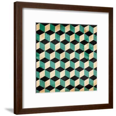 Dont Stop Moving-Jace Grey-Framed Art Print