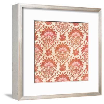 Pink Mood-Kimberly Allen-Framed Art Print