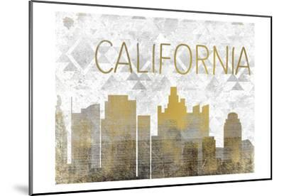 California State-Kimberly Allen-Mounted Art Print