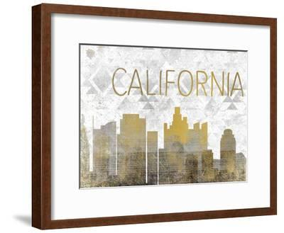 California State-Kimberly Allen-Framed Art Print