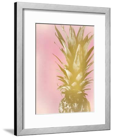 Sweet Pineapple 2-Kimberly Allen-Framed Art Print