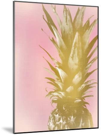 Sweet Pineapple 2-Kimberly Allen-Mounted Art Print