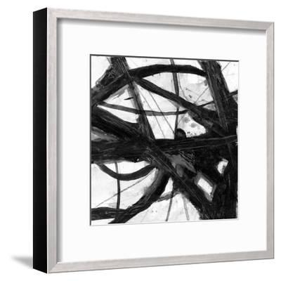Abstract Jungle 1-Smith Haynes-Framed Art Print
