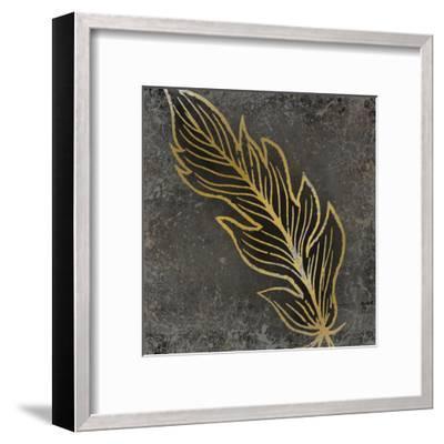 On Black 1-Kimberly Allen-Framed Art Print
