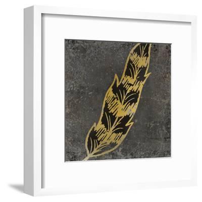 On Black 2-Kimberly Allen-Framed Art Print