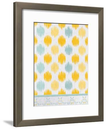Sunny Day-Kimberly Allen-Framed Art Print