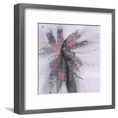 Glamour Plum 1-Kimberly Allen-Framed Art Print