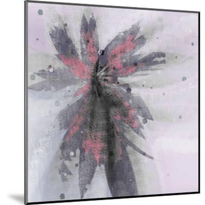 Glamour Plum 1-Kimberly Allen-Mounted Art Print
