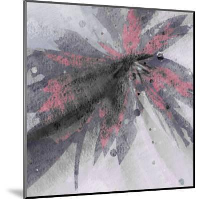 Glamour Plum 2-Kimberly Allen-Mounted Art Print