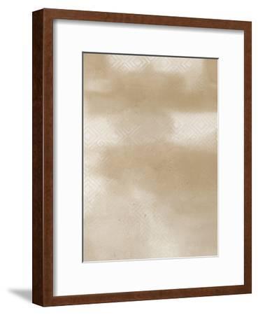 Neutralscape-Kimberly Allen-Framed Art Print